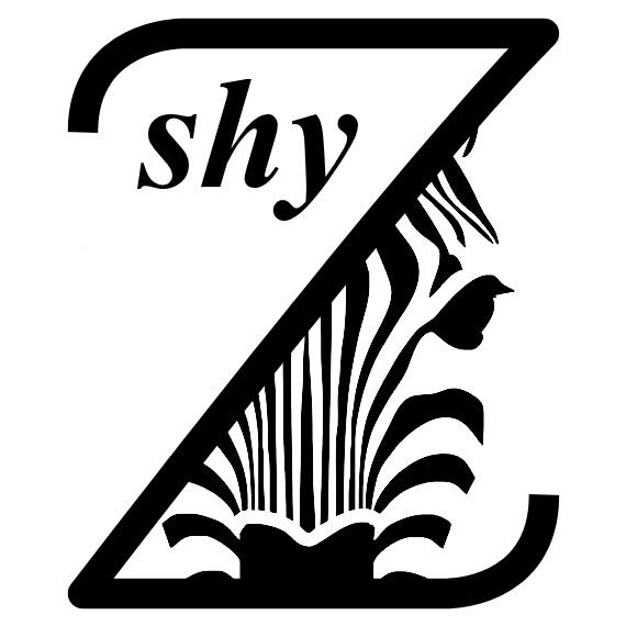 Shy Zebra – Visual Communication